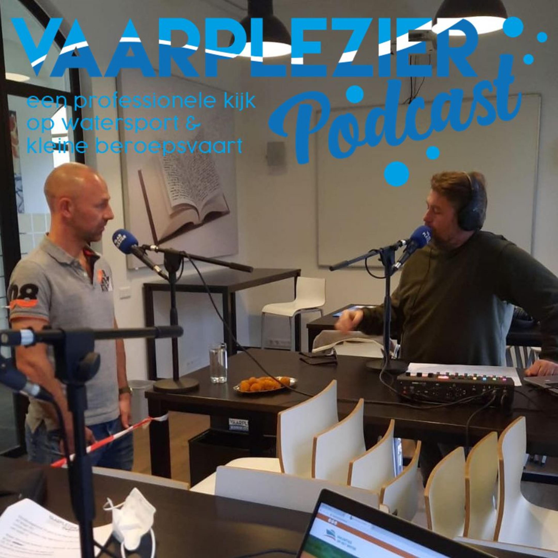 Vaarplezier podcast afl 02 - Vincent Zuidema (Vakantiesophetwater.nl)