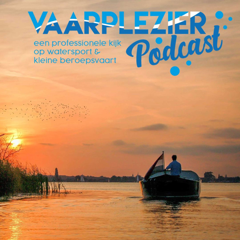 Vaarplezier Podcast logo